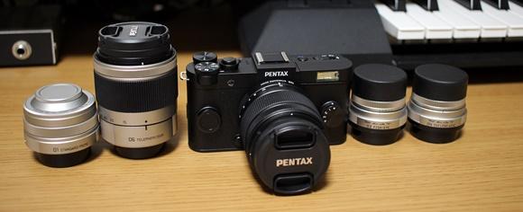 ペンタックス Q-S1