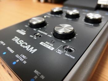 TASCAM US-144MKⅡ