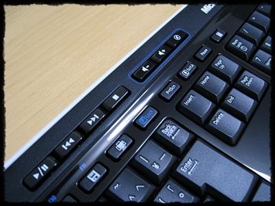 Microsoft Wireless Keyboard 3000