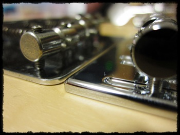 GOTOH Bass BRIDGE 201B-4