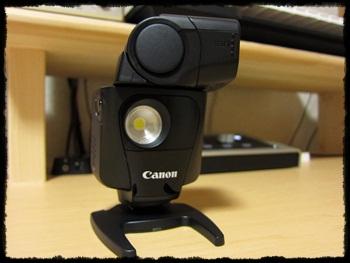 Canon スピードライト320EX