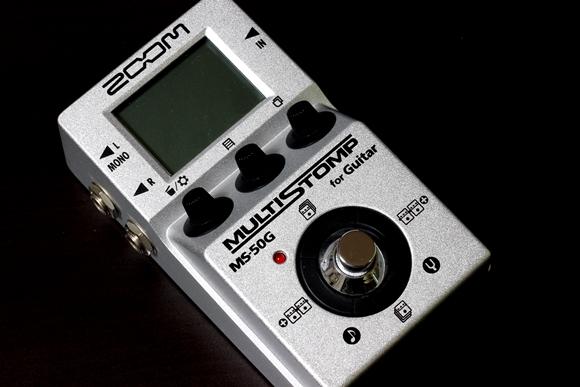 ZOOM MS-50G V3.0