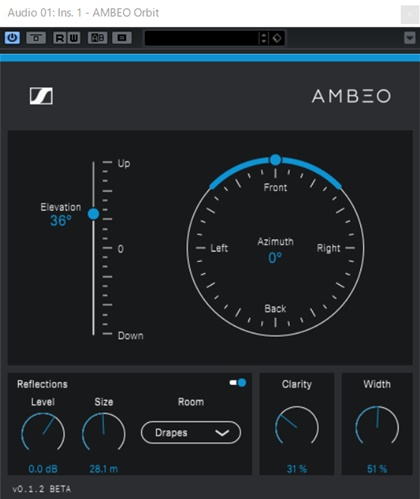 AMBEO Orbit