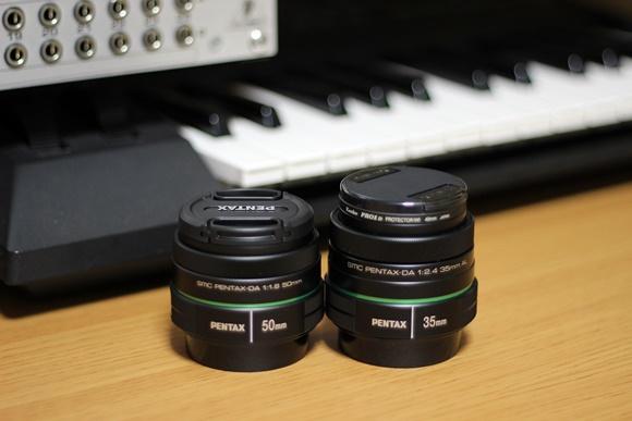smc PENTAX-DA 50mmF1.8
