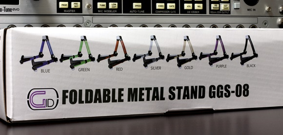 FOLDABLE METAL STAND GGS-08