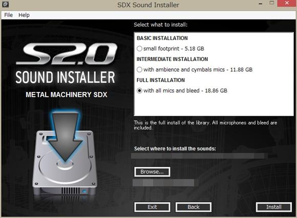 Metal Machinery SDX
