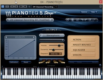 PIANOTEQ5 Stage
