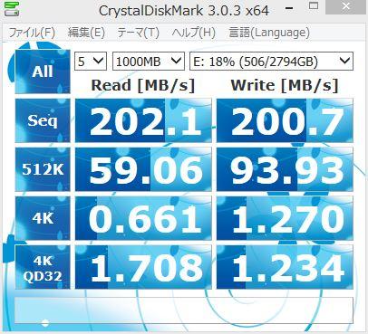 Seagate ST3000DM001 3TB