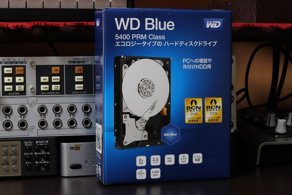 WESTERN DIGITAL WD Blue WD30EZRZ