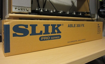 SLIK Pro Series ABEL 300FX