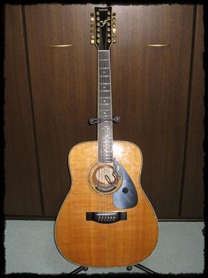YAMAHA 12弦ギター