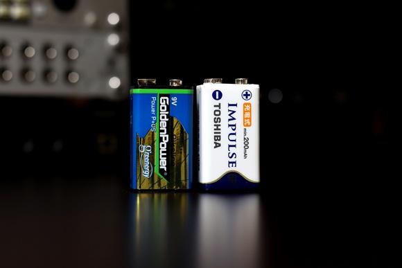 アルカリ電池とニッケル水素電池