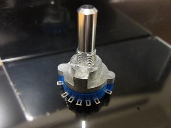 ロータリースイッチ 3回路4接点