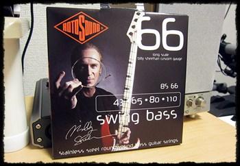 ROTO SOUND(ロトサウンド) BS66