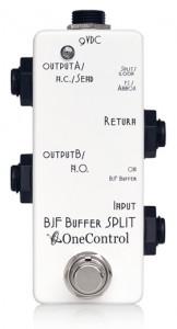Minimal Series BJF Buffer Split