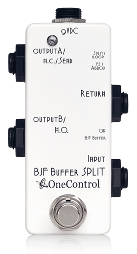 Minimal Series BJF Buffer Split
