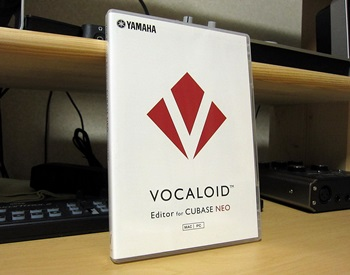 VOCALOID Editor for Cubase NEO