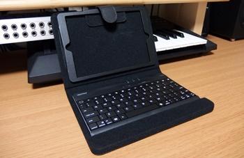Pad mini専用 キーボード ケース BSKBB18BK