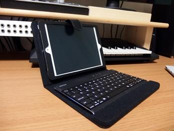 iPad miniとBSKBB18BK