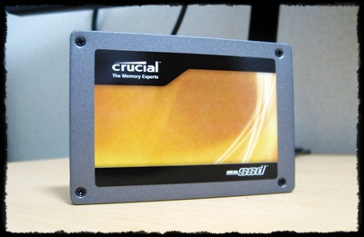 64GB Crucial RealSSD C300