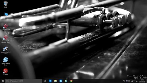 Windows10 IPにCUBASE8をインストール