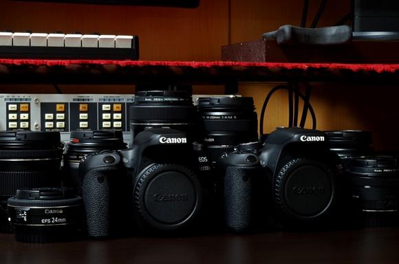 CANON デジタル一眼