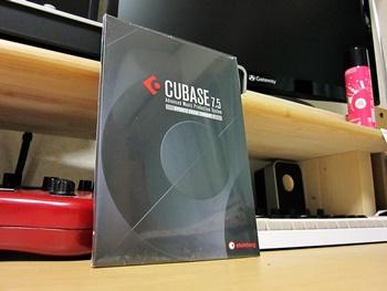 CUBASE7.5 インストール パッケージ