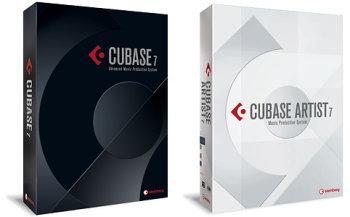 スタインバーグ CUBASE7シリーズ