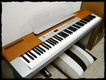 DAW部屋 ピアノ