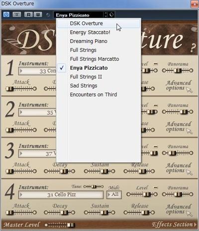 DSK Overture