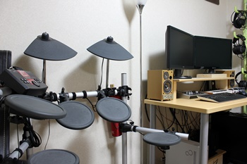 DTM部屋 電子ドラム DTXPLORER