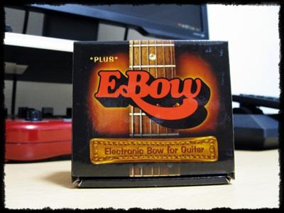 E-BOW PLUS