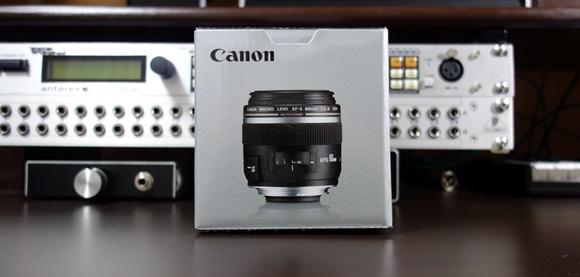 CANON EFS 60mm f28 Macro USM