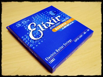 Elixir ギター弦