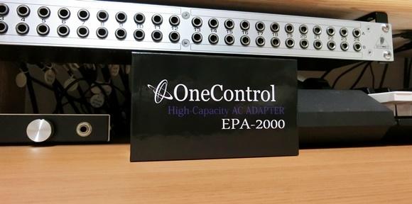 One Control 電源アダプターEPA-2000