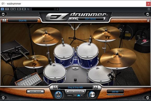 EZ Drummer1