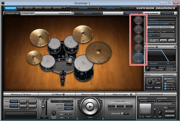 Superior Drummer2.0