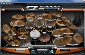EZX Drumkit From Hell