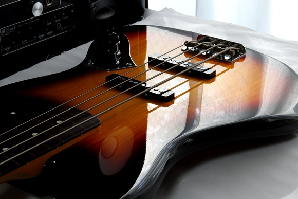 FenderJapan JazzBass'62 Fretless