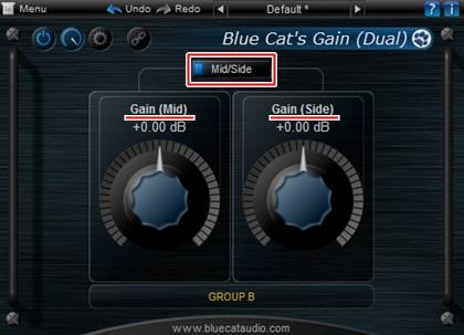 Blue Cat's Gain Suite