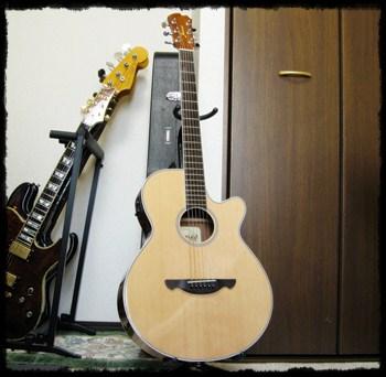島村楽器オリジナルギター JE450/NAT