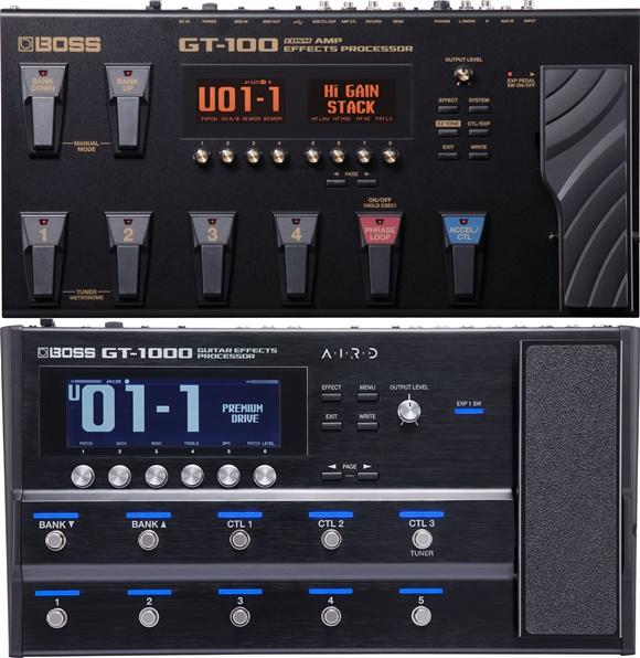 GT-100/GT-1000