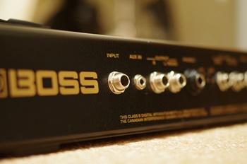 BOSS マルチエフェクターGT-100