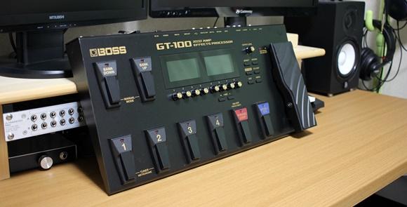 BOSS GT-100 Ver2