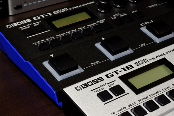 BOSS Guitar Effects Processor GT-1