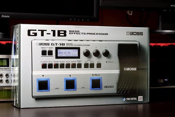 Bass Effects Processor BOSS GT-1B