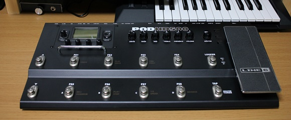 LINE6 POD HD500 V2.6
