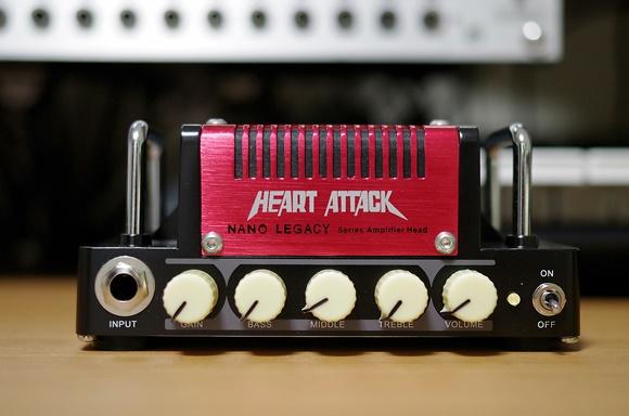 HOTONE HEART ATTACK