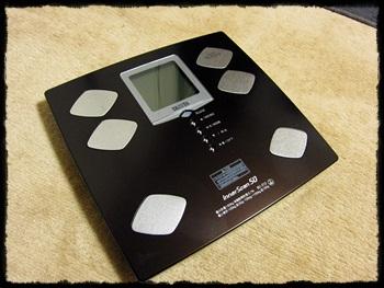 タニタ多機能体重計 InnerScan50 BC-312