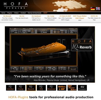 hofa plugins